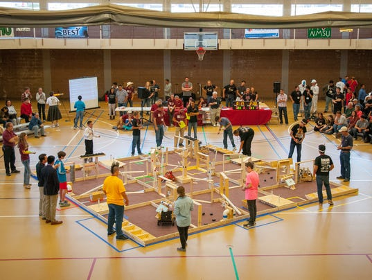 Robot Competition 3