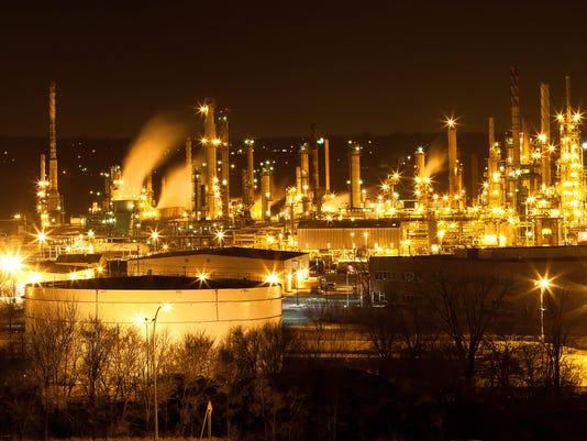 Northern Tier Refinery