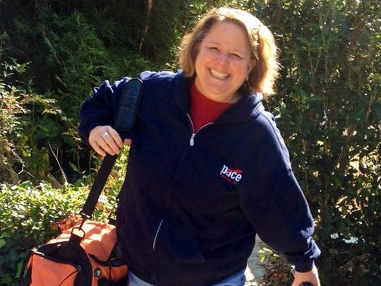 Kelly Otte, head of PACE Center for Girls, was selected