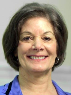 Wednesday, Feb. 3, 2016--Susan Byrnes, York County president commissioner. Bill Kalina photo