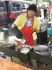 Gassville in the Park will offer up a slew of food vendors Saturday selling everything from funnel cakes to deep-fried Twinkies.