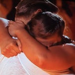 It was an emotional night on 'DWTS.'