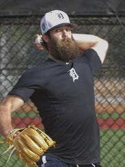 Daniel Norris appears to have the inside track on the