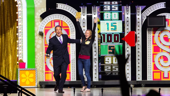 """The Price is Right Live"" hits the stage Monday, Jan. 22 at the New Mexico State University Pan American Center."