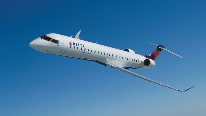 Delta Air Lines will add a flight between Boston and Milwaukee using CJR-900 jets operated by