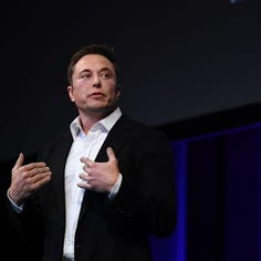 Flint awaits word from Musk; others rip him