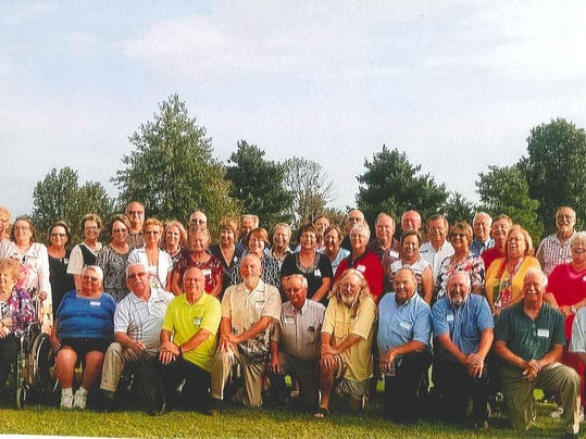 Buckeye Central Class of 1965
