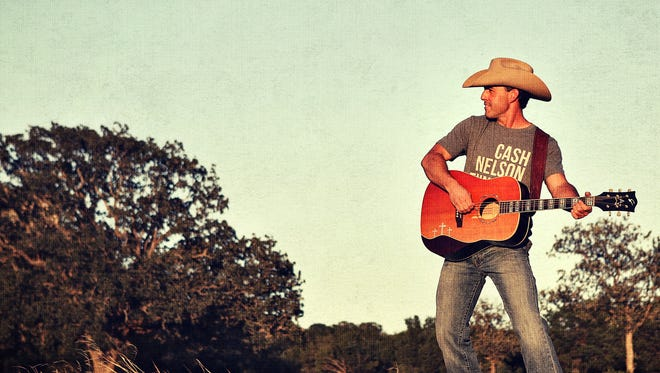 Aaron Watson performs Friday at Brewster Street Icehouse.