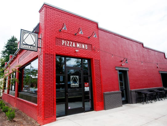 On West Asheville's Beacham's Curve is the new Pizza