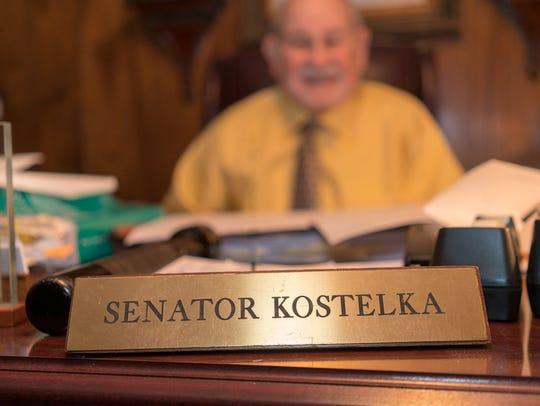 Kostelka's Desk