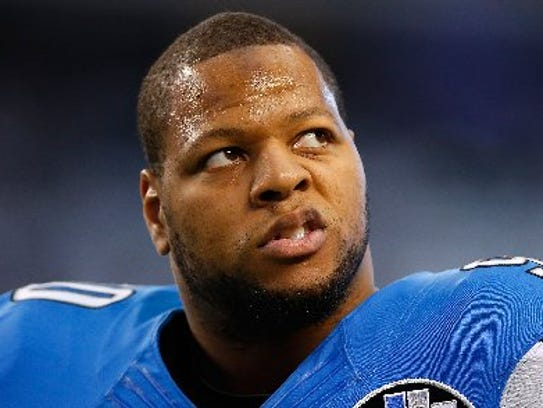 Ndamukong Suh made a good first impression with his