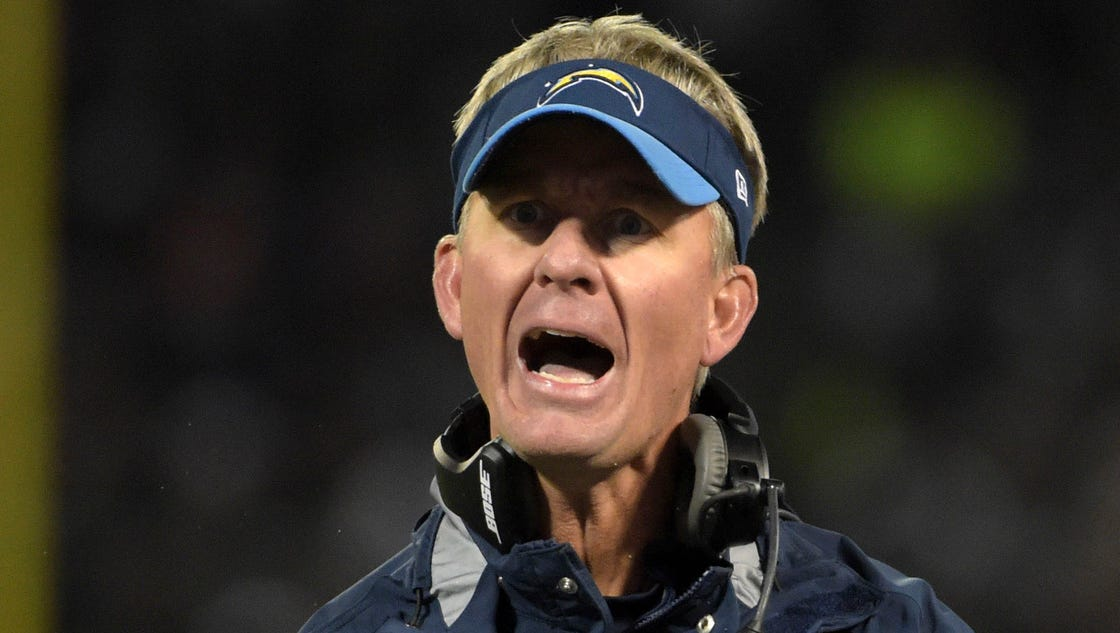 Mike Mccoy Will Remain San Diego Chargers Coach