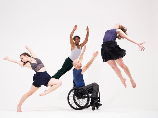 AXIS Dance Co. to perform Nov. 11–12 at John Michael Kohler Arts Center