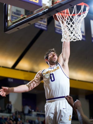 Rob Marberry has helped Lipscomb remain in contention for the Atlantic Sun regular-season championship heading into the final week of the regular season.