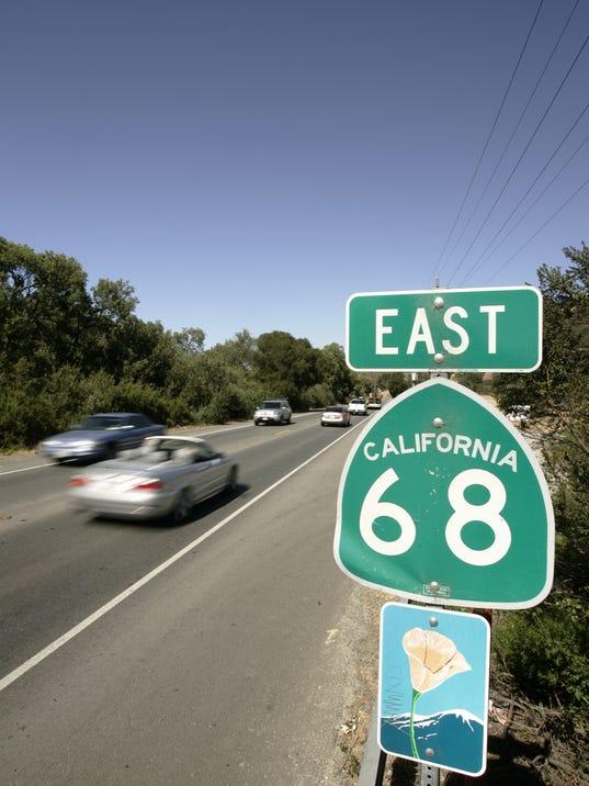 Highway 68
