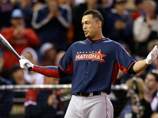 Giancarlo Stanton is set to be part of a monster New York Yankees lineup next season.