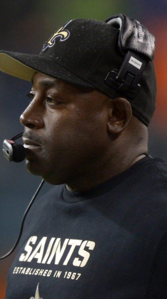 New Auburn defensive backs coach Wesley McGriff has
