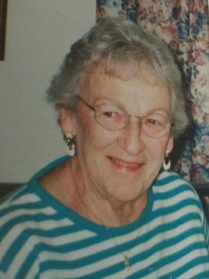 Kay Morgan, 87