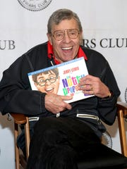 Comedian/actor Jerry Lewis attends the Friars Club