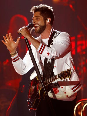 Thomas Rhett is one of the headliners at the 2017 Night in the Country Music Festival July 27-29 in Yerington.