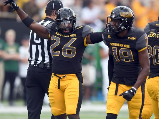 Southern Miss' 17th-ranked defense will look to contain Florida State in Wednesday's Independence Bowl.