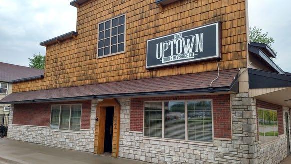 Uptown Food & Beverage is opening soon in the Uptown