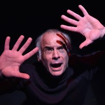 TAP opens one-man show 'Jacob Marley's Christmas Carol'