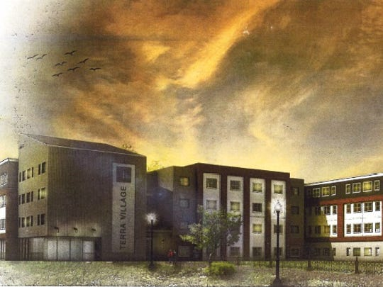 Terra Village, a $14.5 million student housing facility, is scheduled to be ready for the Fall 2018 semester.