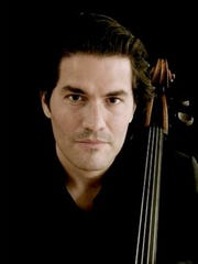 El Paso Pro-Musica artistic director and cellist Zuill Bailey will perform a free concert at 6:30 p.m. Aug. 19 in advance of Pro-Musica's 2016-17 season.