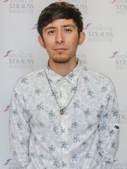 District 8 candidate Nicholas Vasquez
