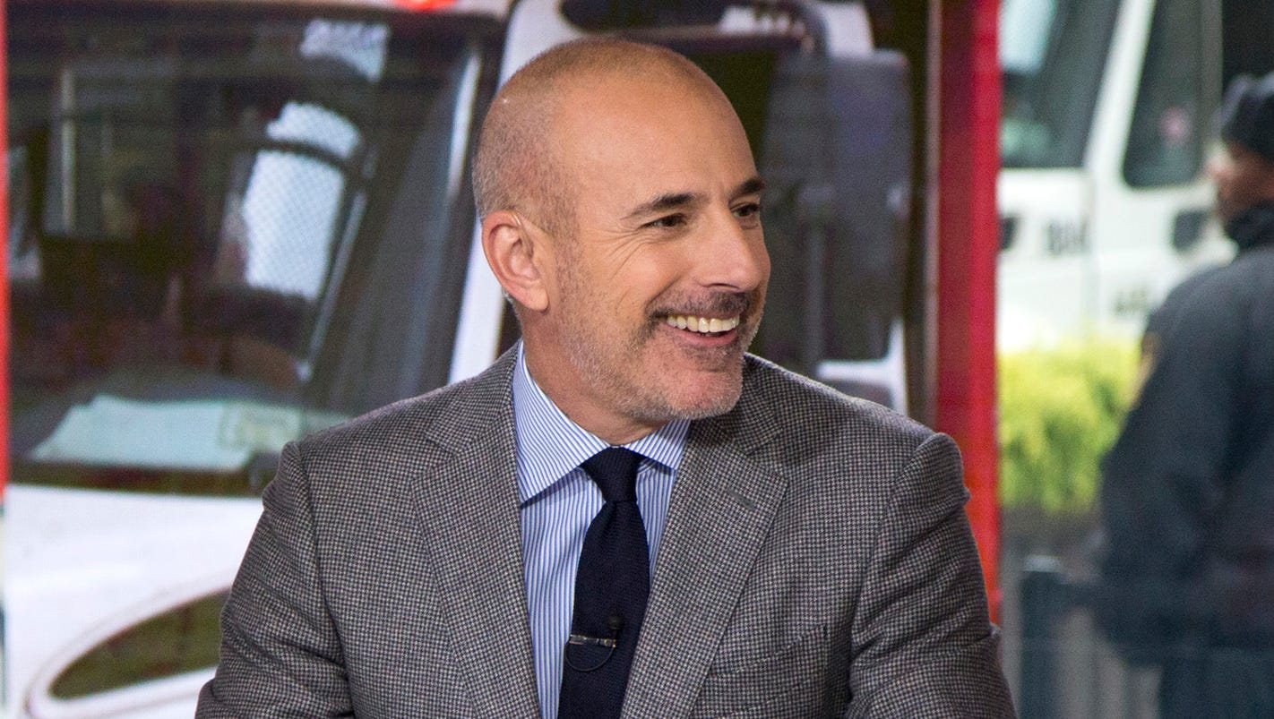 Matt lauer 39 s ouster creates problems for nbc leadership - Matt today show ...