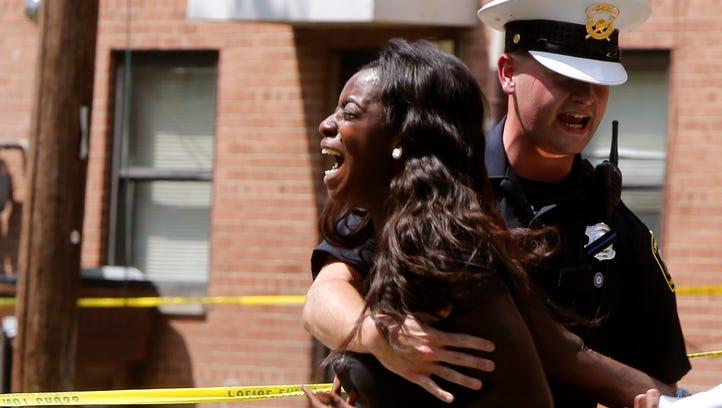 11 shot, 3 dead in less than 30 hours in Cincinnati