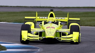 Simon Pagenaud wins Toyota Grand Prix of Long Beach