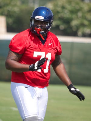Ole Miss transfer Christian Morris headlined Grambling's signing class Wednesday.