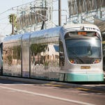 Valley Metro has selected a preferred route for light rail's debut in the West Valley. The route would go down Camelback Road and zigzag north to end in downtown Glendale.