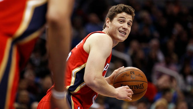 Jimmer Fredette will make an appearance at a local basketball camp later this month.