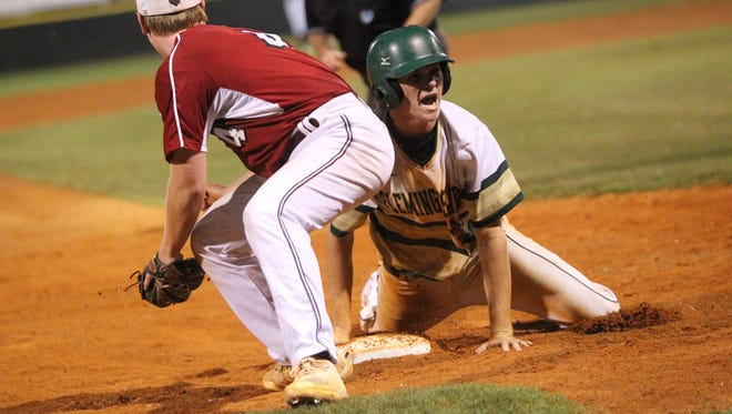 Chiles fell 7-3 to Fleming Island on Tuesday night in a Region 1-8A semifinal.
