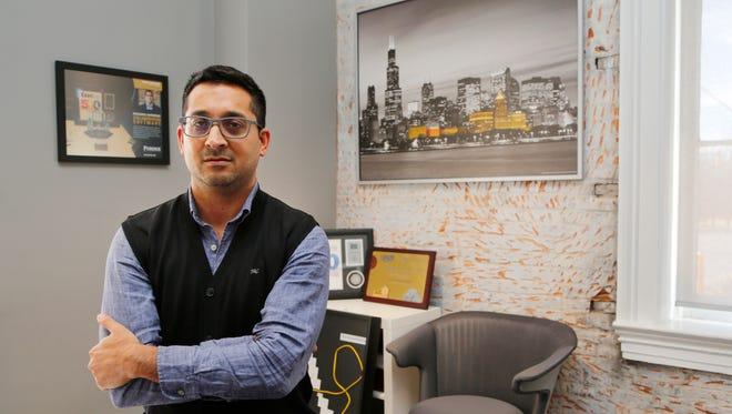 Paroon Chadha, CEO of Passageways