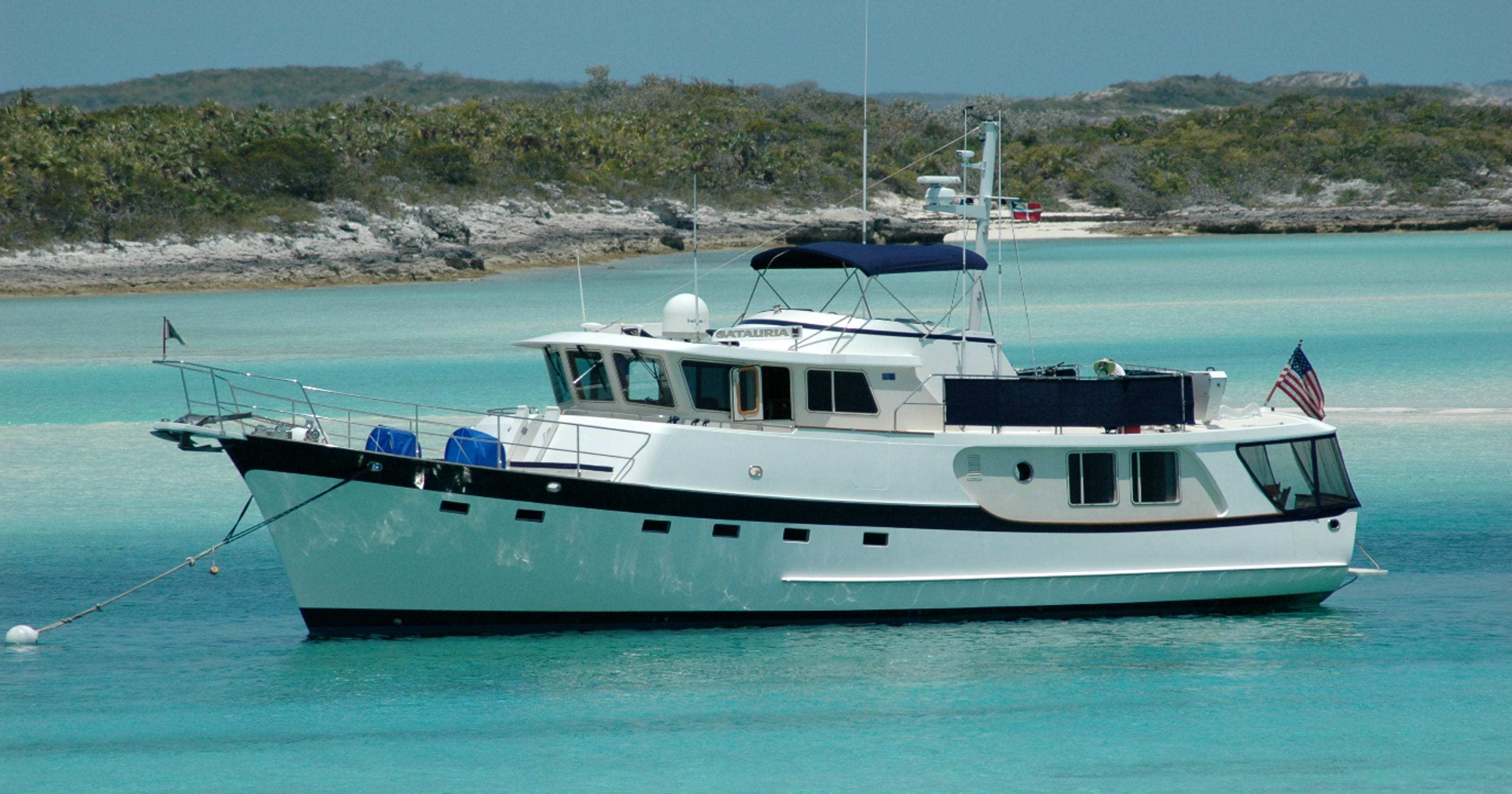Dream Boats: Trawlers you can buy for $1 million