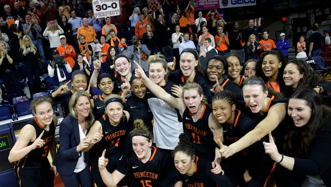 Not everyone is all that enamored with Princeton's perfect season, most notably the women's NCAA Tournament selection committee. The committee made the Tigers an eight seed heading into the tournament which begins Friday.