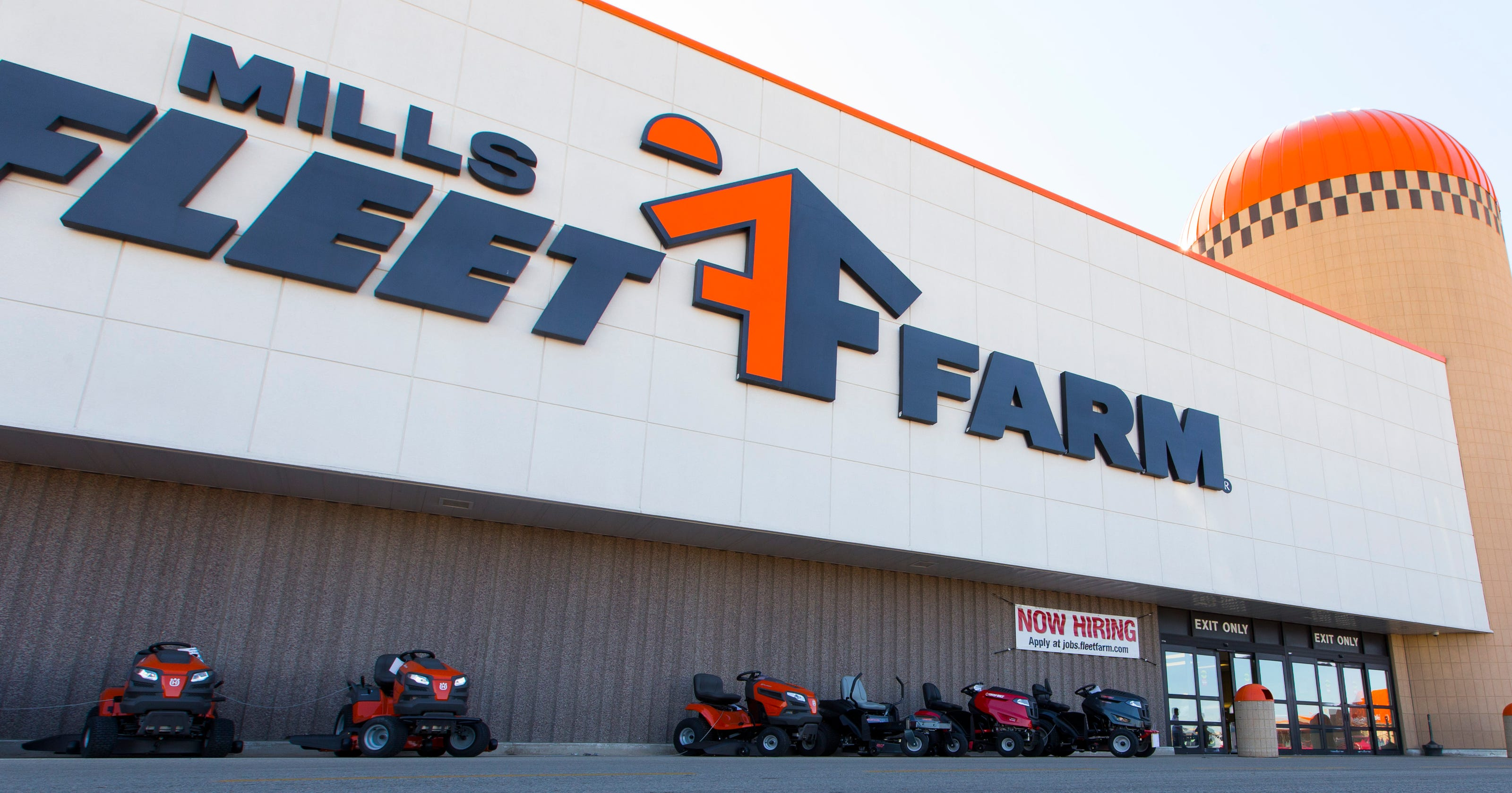 Mills Fleet Farm hopes to double in size in 6 years