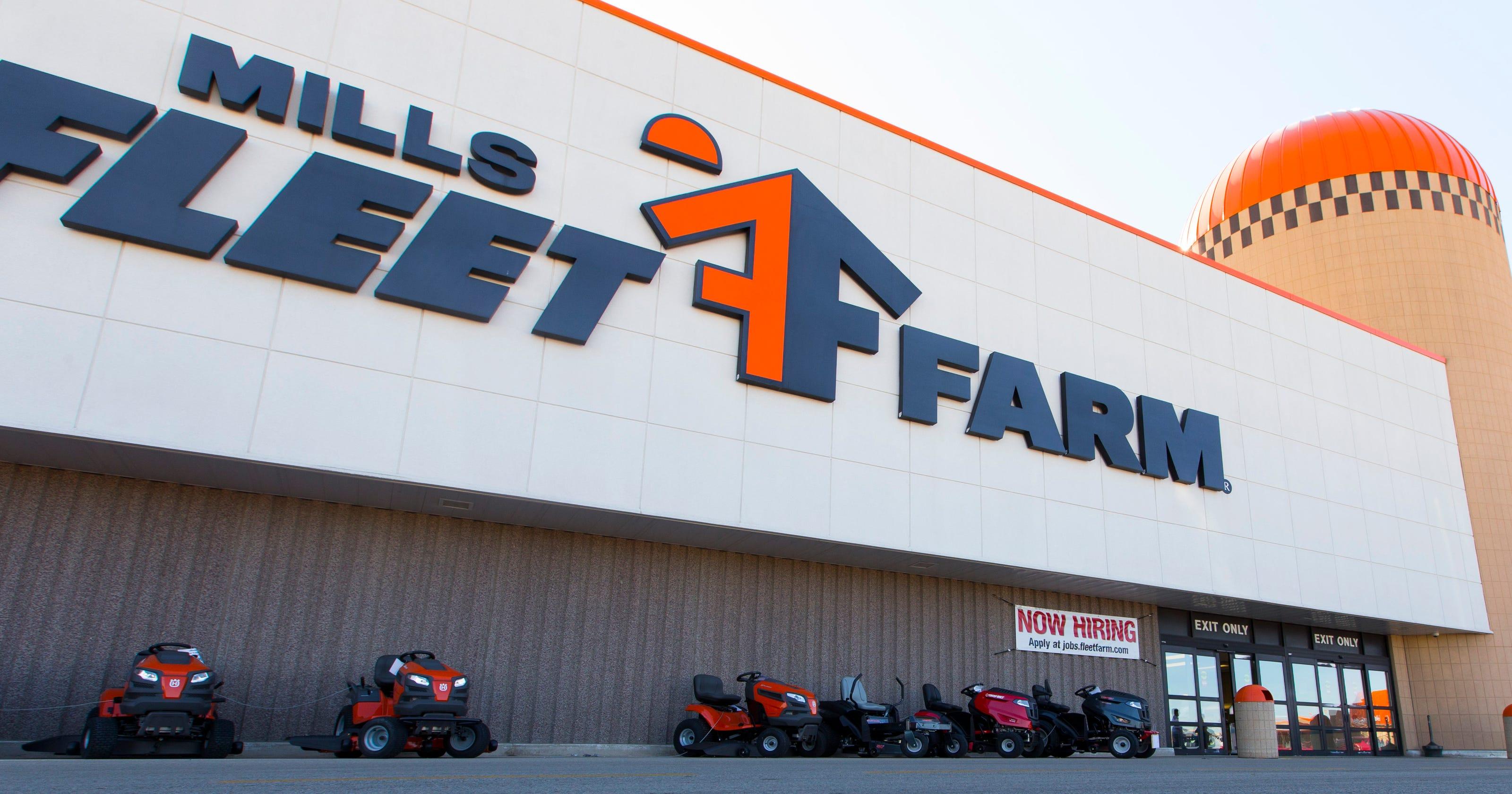 Mills Fleet Farm launches aggressive expansion plan, aiming