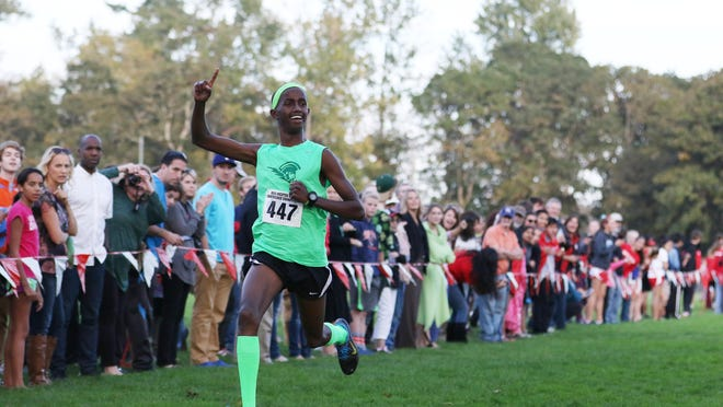 West Salem's Ahmed Muhumed has been named the Gatorade State Boys Cross Country Runner of the Year for Oregon.