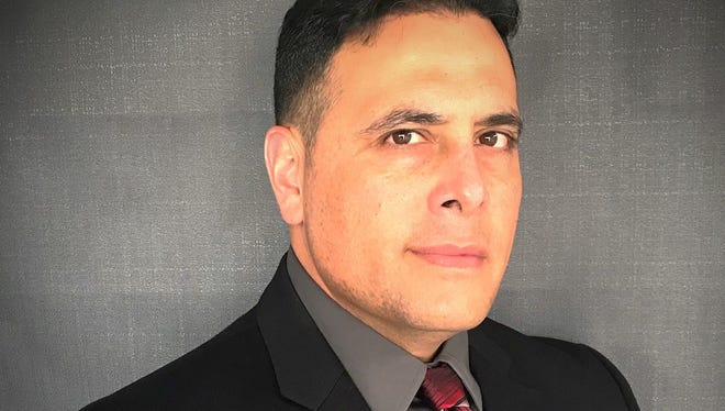 Luna County Safety Director Mark Jasso is making a second run for Sheriff in the June 5 Democratic primary.