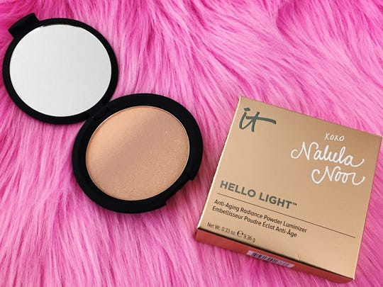 Central York High School graduate and YouTube star Nabela Noor released her first makeup product with IT Cosmetics this year. The golden ombré highlighter is $24 and is available exclusively online at itcosmetics.com