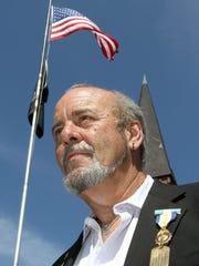 Former Nyack Detective Arthur Keenan