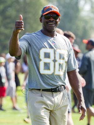 Cowboys Hall of Famer Michael Irvin