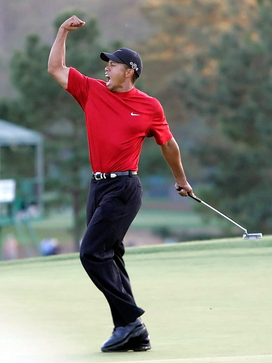 Gary D\'Amato: Instructors like Tiger Woods\' \'new\' swing entering Masters