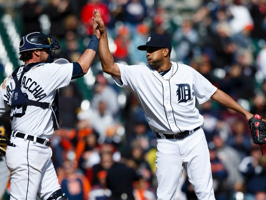 MLB: Pittsburgh Pirates at Detroit Tigers
