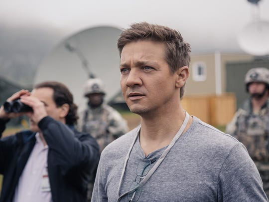 Jeremy Renner stars as mathematician Ian Donnelly in